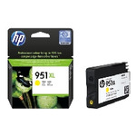 HP CN048AE Ink Cart No.951XL pro OJ 8100, 251dw, 276dw, 17ml, Yellow (CN048AE)