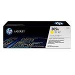 HP CE412A originální toner / LaserJet Pro 300, 400 / 2.600 stran / Žlutý (CE412A)