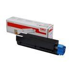 OKI originální toner / B401 / 2.500 stran / Černý (44992402)