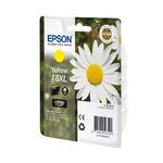 Epson T1814 originální cartridge 18XL / XP-405, 305 / Žlutá (C13T18144010)