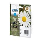 Epson T1802 originální cartridge 18 / XP-405, 305 / Modrá (C13T18024010)