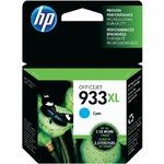 HP 933 XL originální cartridge / OfficeJet 6700 / Modrá (CN054AE)