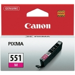 Canon CLI-551 M origin�ln� cartridge / 7 ml / Fialov�