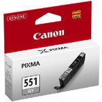 Canon CLI-551 GY originální cartridge / Šedá (6512B001)