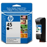 HP 51645GE originální cartridge 45 / PhotoSmart P1100 / 21 ml / Černá (51645GE)