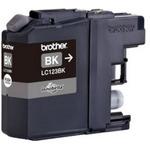 Brother LC-123 originální cartridge / MFC-J4410DW / Černá / 2ks (LC123BKBP2DR)