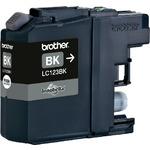 Brother LC-123 originální cartridge / MFC-J4410DW / 600 stran / Černá (LC123BK)