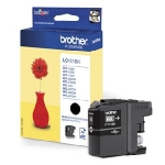 Brother originální inkoust LC-121BK / Brother DCP-J552DW/ MFC-J470DW / Black (LC121BK)
