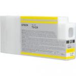 Epson originální cartridge T6424 / Stylus Pro 7900/9900 / 150ml / Žlutá (C13T642400)
