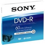 Sony médium DVD-R DMR-60A / 8cm / 2,8GB / pro DVD kamery / 1ks (DMR60A)