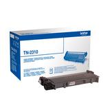 Brother TN-2310 originální toner / DCP-L25xx, HL-L23xx, MFC-L27xx / 1.200 stran / Černý (TN2310)