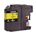 Brother LC-525XLY / Cartridge Žlutá / pro DCP-J100 / DCP-J105 / MFC-J200 / 1300 stran (LC525XLY)