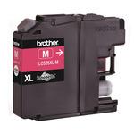 Brother LC-525XLM / Cartridge purpurová/ pro DCP-J100 / DCP-J105 / MFC-J200 / 1300 stran (LC525XLM)