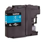 Brother LC-525XLC / Cartridge azurová / pro DCP-J100 / DCP-J105 / MFC-J200 / 1300 stran (LC525XLC) - Brother LC-525XLC - originální