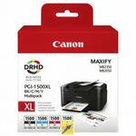 Canon PGI-1500XL multipack / originální cartridge / barevná (9182B004)