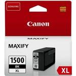Canon PGI-1500XL BK / originální cartridge / černá (9182B001)