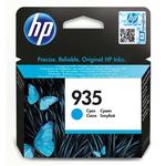 HP 935 originální inkoustová kazeta / HP Officejet Pro 6230 / 400 stran / modrá (C2P20AE#BGY)