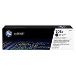 HP 201X originální toner / CF400X / 2.800 stran / Černý (CF400X)