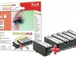 Peach remanufctured PGI-520/CLI-521 MultiPack Plus alternativní cartridge / Canon Pixma iP3600 / Multipack Plus (0F319177)