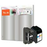 Peach Remanufactured HP15/78 MultiPack alternativní cartridge / HP Deskjet 840/900 / OEM Chip / MultiPack (313028)