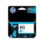 HP CN050AE originální cartridge 951 / OfficeJet Pro 8100 / Modrá (CN050AE)