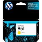 HP CN052AE originální cartridge 951 / OfficeJet Pro 8100 / Žlutá (CN052AE)