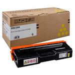 Ricoh originální toner 407546 / pro SP C250DN/C250SF / 1.600 stran / žlutá (802517)
