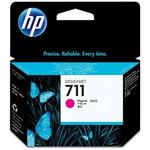 HP CZ131A originální cartridge 711 / DesignJet T120/T520 / 29 ml / Fialová (CZ131A)