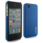 Zadní kryt Quiksilver pro Apple iPhone 4/ 4S / modrý (4422)