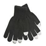 Aligator rukavice na dotykový displej / černé (RUKDLCDB)