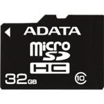 ADATA micro SDHC karta 32GB Class 10 + USB micro čtečka (AUSDH32GCL10-RM3BKBL)