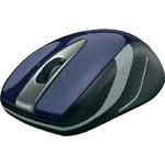Logitech myš Wireless Mouse M525 nano, modrá, unifying přijímač / výprodej (910-002603)