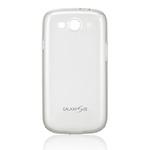 Ochranný kryt Samsung Galaxy S III (i9300) / Protective Cover / Bílá (EFC-1G6WWECSTD)
