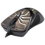A4tech XL-747H / herní myš / 3600 dpi / USB / 7 tlačítek / černá (XL-747H)