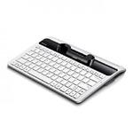 SAMSUNG dokovací stojánek s klávesnicí ECR-K11A pro Galaxy Tab 2 7.0 (P3100/P3110), bílá (EKD-K11AWEGSTD)