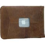 MacCase pouzdro pro MacBook Pro 15 / Prémiová kůže / krémová (L15SL-CR)