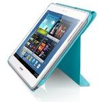 SAMSUNG polohovací pouzdro EFC-1G2NBE / pro Galaxy Note 10.1 N8000, N8010 / Modré (EFC-1G2NLECSTD)