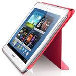 Samsung polohovací pouzdro EFC-1G2NPE / pro Galaxy Note 10.1 N8000, N8010 / Růžové (EFC-1G2NPECSTD)