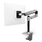 ERGOTRON LX Desk Mount LCD Arm, Tall Pole, stolní rameno max 24 LCD,vyšší zákl. tyč (45-295-026)