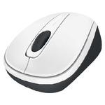 Microsoft Wireless Mobile Mouse 3500 / BlueTrack / Myš / USB / White Gloss (GMF-00294)