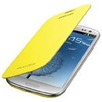 Samsung flipové pouzdro pro Samsung Galaxy S III mini (i8190) / Žluté (EFC-1M7FYEGSTD)