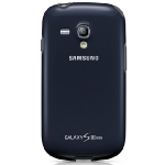 Samsung ochranné pouzdro pro Samsung Galaxy S III mini (i8190) / Modré (EFC-1M7BBEGSTD)