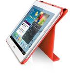 Samsung polohovací pouzdro EFC-1G2NOE / pro Galaxy Note 10.1 N8000, N8010 / Oranžové (EFC-1G2NOECSTD)