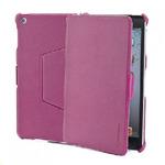 CELLY BOOKTAB ochranné pouzdro se stojánkem pro Apple iPad mini z kolekce Ristretto, PU kůže, červené (CRISBIPM04)