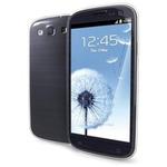 CELLY Gelskin TPU zadní kryt pro Samsung Galaxy S III GT-i9300 / černý (GELSKIN232BK)