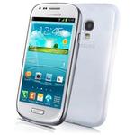 CELLY Gelskin TPU zadní kryt proSamsung Galaxy S3 mini / čiré (GELSKIN280)