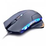 E-BLUE myš Mazer R / optická / drátová / herní / USB / 6 tlačítek + kolečko / 2400 dpi / černá (MMEBE24UGB00)