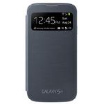 Samsung flipové pouzdro S-View pro Samsung Galaxy S IV (i9505) / Černá (EF-CI950BBEGWW)