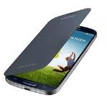Samsung flipové pouzdro pro Samsung Galaxy S IV (i9505, i9506) / Černá (EF-FI950BBEGWW)