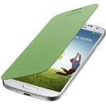 SAMSUNG flipové pouzdro pro SAMSUNG Galaxy S IV (i9505, i9506) / Zelená (EF-FI950BGEGWW)